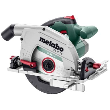 Metabo KS 66 FS Sirkelsag MetaLoc-koffert