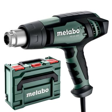 Metabo HG 20-600 Kuumailmapuhallin ja MetaBox 145