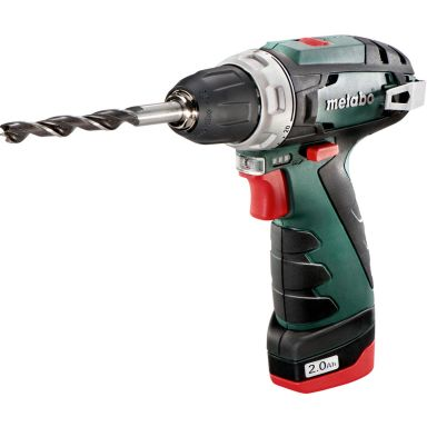 Metabo Powermaxx BS Basic Borskrutrekker med batteri og lader
