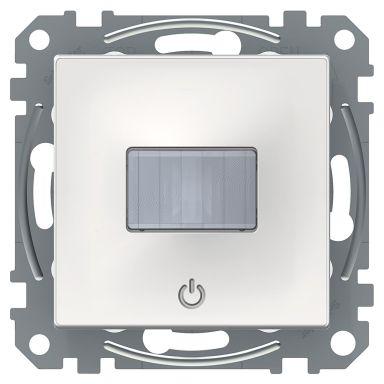 Schneider Electric Exxact Rörelsedetektor med tryckknapp