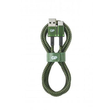GP Batteries CC1A USB-kabel USB-A till USB-C