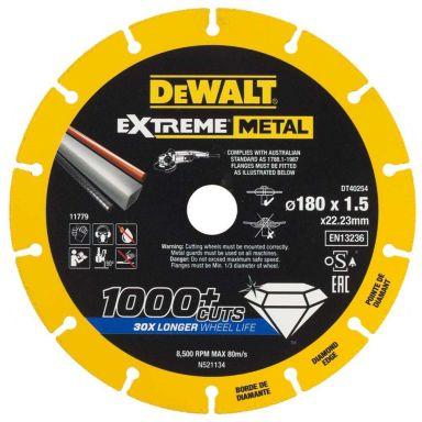 Dewalt Extreme Metal Diamond Edge Diamantkappskive