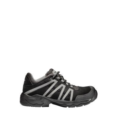 Solid Gear Shale Low Vernesko svart, S3, metallfri, glassfiberhette