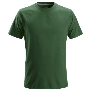 Snickers 2502 T-shirt skogsgrön