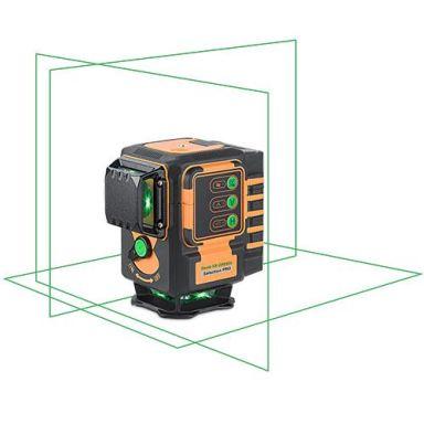 Geo Fennel Geo 6XR Multikorslaser grön, upp till 120 m