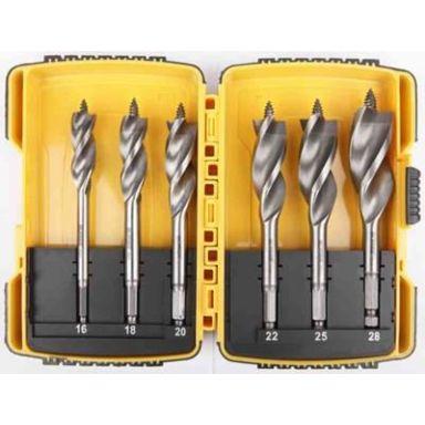 Ironside Ultra Speed-8 Träborrsats 6 delar