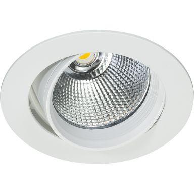 Easyform Silver Downlight justerbar 360°/ 20°