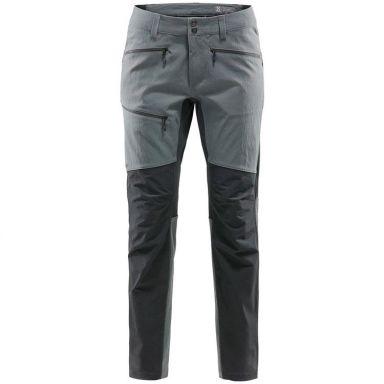 Haglöfs Rugged Flex Arbetsbyxa grå/svart