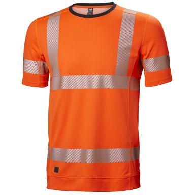 H/H Workwear Lifa Active T-shirt varsel, orange