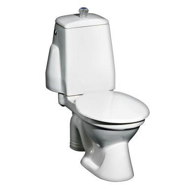 Gustavsberg 305 Toalettstol enkelspolning, barnmodell
