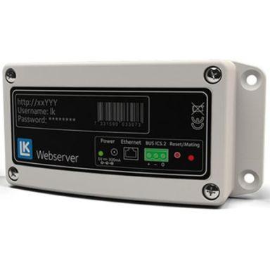 LK Systems ICS.2 Webserver övervakningsenhet