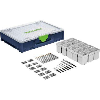 Festool SYS3 ORG M 89 CE-M Systainer med bits & tillbehör