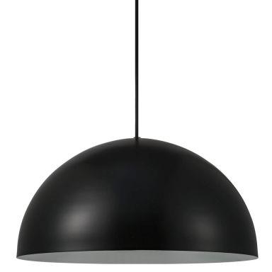 Nordlux ELLEN Pendelarmatur svart, Ø40 cm