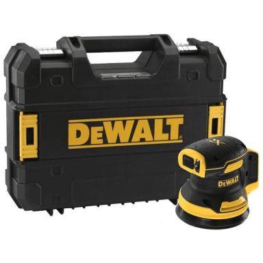 Dewalt DCW210NT Excenterslip med väska, utan batterier och laddare
