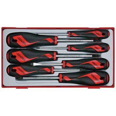 Teng Tools TT917N Skruvmejselsats 7 delar