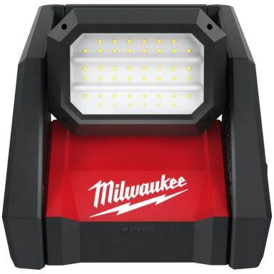 Milwaukee M18 HOAL-0 Arbeidslampe uten batterier og lader