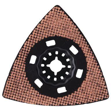 Makita Starlock Slipplatta 90 mm, K100, finslipning