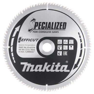 Makita B-67278 Sahanterä 305 mm, 100 hammasta
