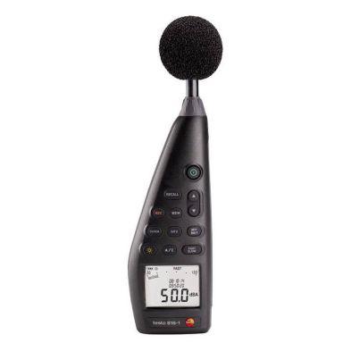 Testo 816-1 Ljudmätare med integrerat dataminne