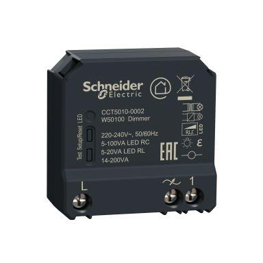 Schneider Electric Wiser CCT5010-0002 Dimmerpuck med Zigbee