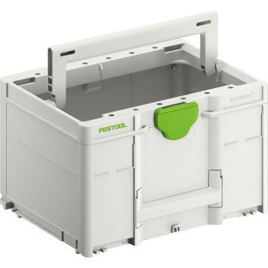 Festool SYS3 TB M 237 Systainer laukkujärjestelmä avoin