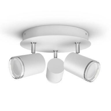Philips Hue White Ambiance Adore Spotlight hvit, 1050 lm