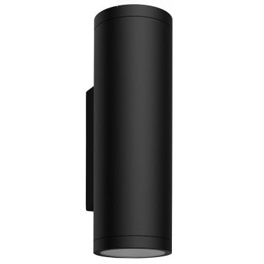 Philips Hue Appear Vägglampa svart, 8W, 1200 lm