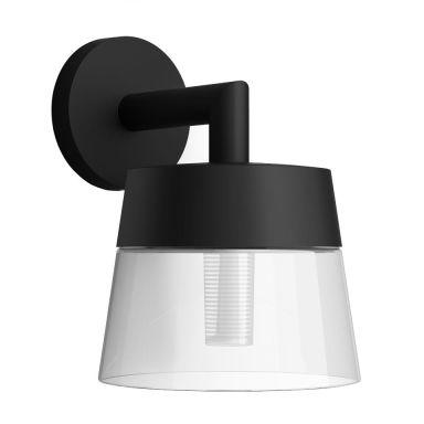 Philips Hue Attract Vägglampa svart, 8W, 600 lm
