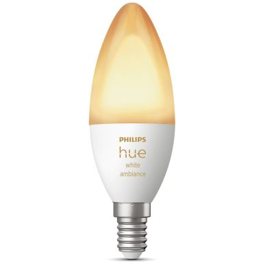 Philips Hue White Ambiance LED-valo 5.2W, E14