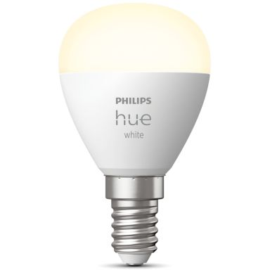 Philips Hue White LED-valo 5.7W, P45, E14