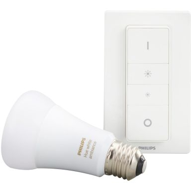 Philips Hue Light Recipe LED-valo himmentimellä, E27, 8.5W