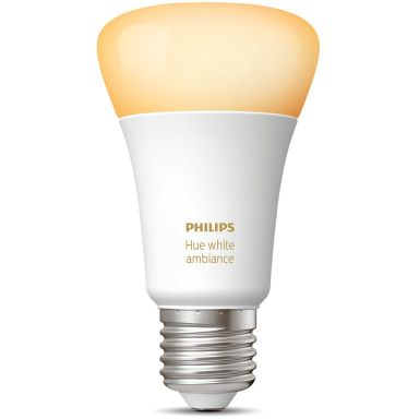 Philips Hue White Ambiance LED-valo 8.5W, E27