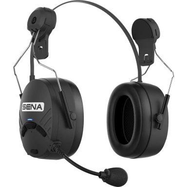 Sena Tufftalk M Hørselbeskyttelse med hjelmfeste, Bluetooth, Mesh Intercom