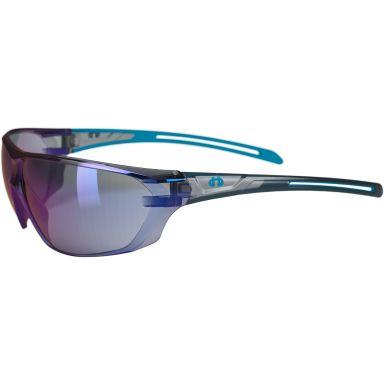Hellberg Helium Skyddsglasögon spegellins, blå