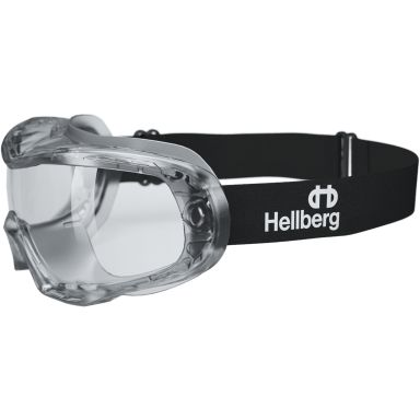 Hellberg Neon Skyddsglasögon klar lins