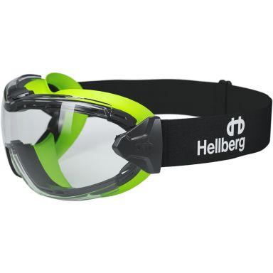 Hellberg Neon+ Skyddsglasögon ELC-beläggning