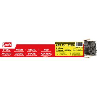 Telwin 802947 Svetselektrod 3,2 mm, 4 kg, 110-pack