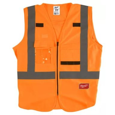 Milwaukee Hi Visible Säkerhetsväst varsel, orange