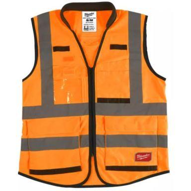 Milwaukee Hi Visible Premium Säkerhetsväst varsel, orange