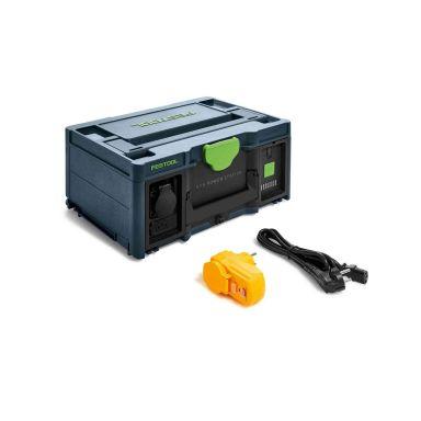Festool SYS-PowerStation 1500 Li HP Systainer