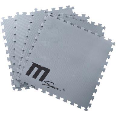 M-Spa 1030035 Isoleringmatta 9 delar, 177x177 cm