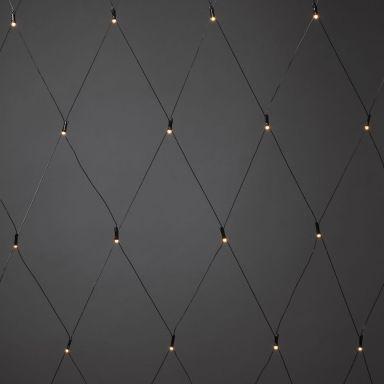 Konstsmide 3779-800 LED-verkko 64 LED-valoa