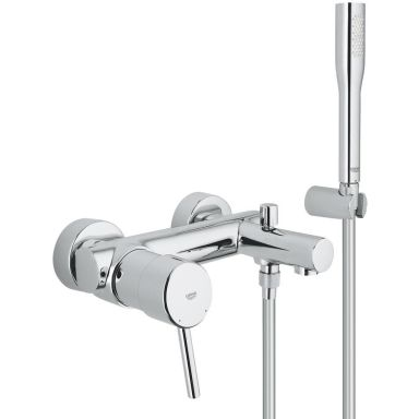 Grohe Concetto Dusch- & badkarsblandare