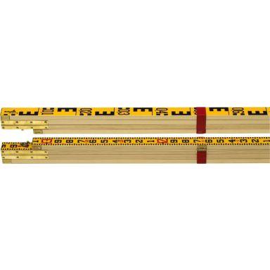 Hultafors 704 RG1 RG6 Mittalatta heijastuspinta, jalka-asteikko kymmenesosina
