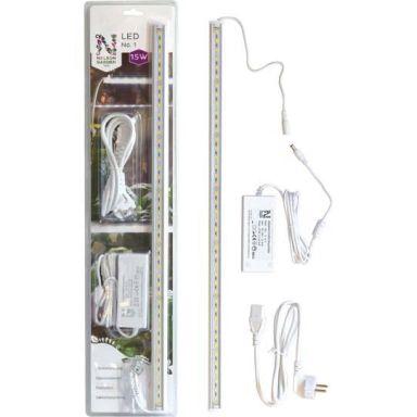 Nelson Garden No.1 LED-vekstbelysning 15 W, 60 cm, med adapter