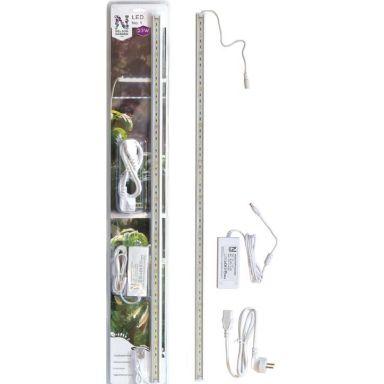 Nelson Garden No.1 LED-vekstbelysning 23 W, 85 cm, med adapter