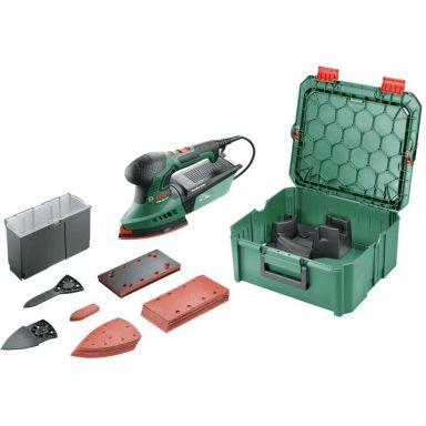 Bosch DIY PSM 200 AES + SystemBox Multisliper