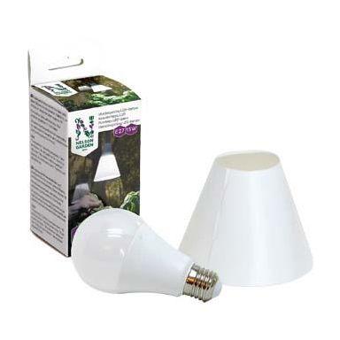 Nelson Garden 5571 LED-vekstbelysning 15 W, E27, med skjerm