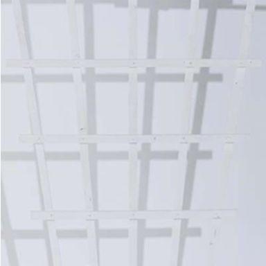 Nelson Garden 5176 Träspaljé solfjäder, 80x175 cm