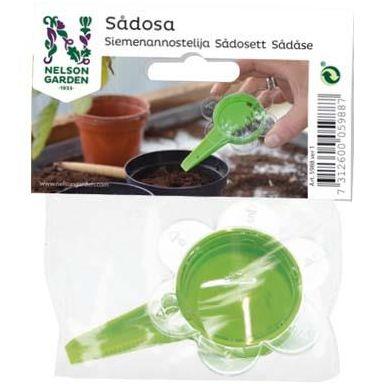 Nelson Garden 5988 Sådosett grønn